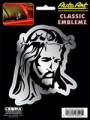 Embossed Spiritual Jesus Decal