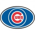 MLB Chicago Cubs Color Auto Emblem