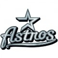 MLB Houston Astros Chrome Auto Emblem