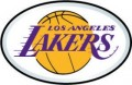 NBA Los Angeles Lakers Color Auto Emblem