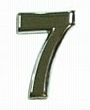 Chrome Number Style 1 - 7