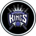 NBA Sacramento Kings Color Auto Emblem