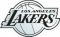 NBA Los Angeles Lakers Chrome Emblem