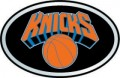NBA New York Knicks Color Auto Emblem