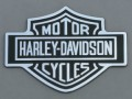 Harley Logo Chrome Auto Emblem Car Badge
