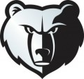 NBA Memphis Grizzlies Chrome Emblem