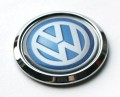 V German Car W Chrome Car Badge