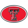 NCAA Texas Tech Red Raiders Color Auto Emblem
