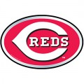 MLB Cincinnati Reds Color Auto Emblem