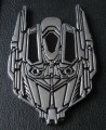 Metal Autobot Transformer Car Badge