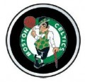 NBA Boston Celtics Color Auto Emblem