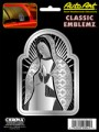 Embossed Spiritual Mother Mary Decal