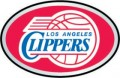 NBA Los Angeles Clippers Color Auto Emblem