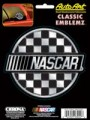 Embossed NASCAR Logo Decal
