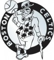 NBA Boston Celtics Chrome Emblem