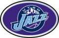 NBA Utah Jazz Color Auto Emblem