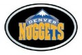 NBA Denver Nuggets Color Auto Emblem